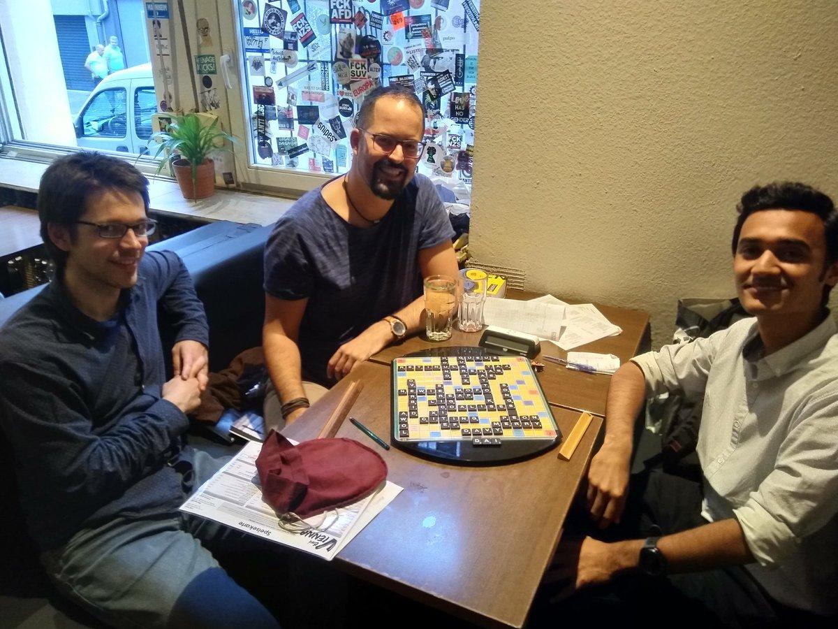 Scrabble (english) in Germany 🇩🇪 😀 #scrabble #germany #english https://t.co/tZxsxnPboJ