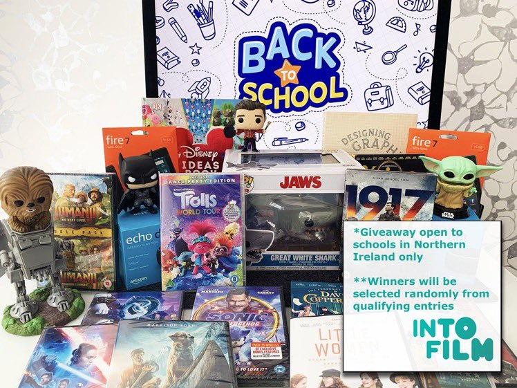 Teachers, we're here to support you as your pupils go #backtoschool we have some great prizes for your classroom as well as hundreds of free resources/lesson plans @ https://t.co/v8mt6Otx12. To be in with a chance of winning just like and retweet.T&Cs below https://t.co/6qX8Kr2BqJ