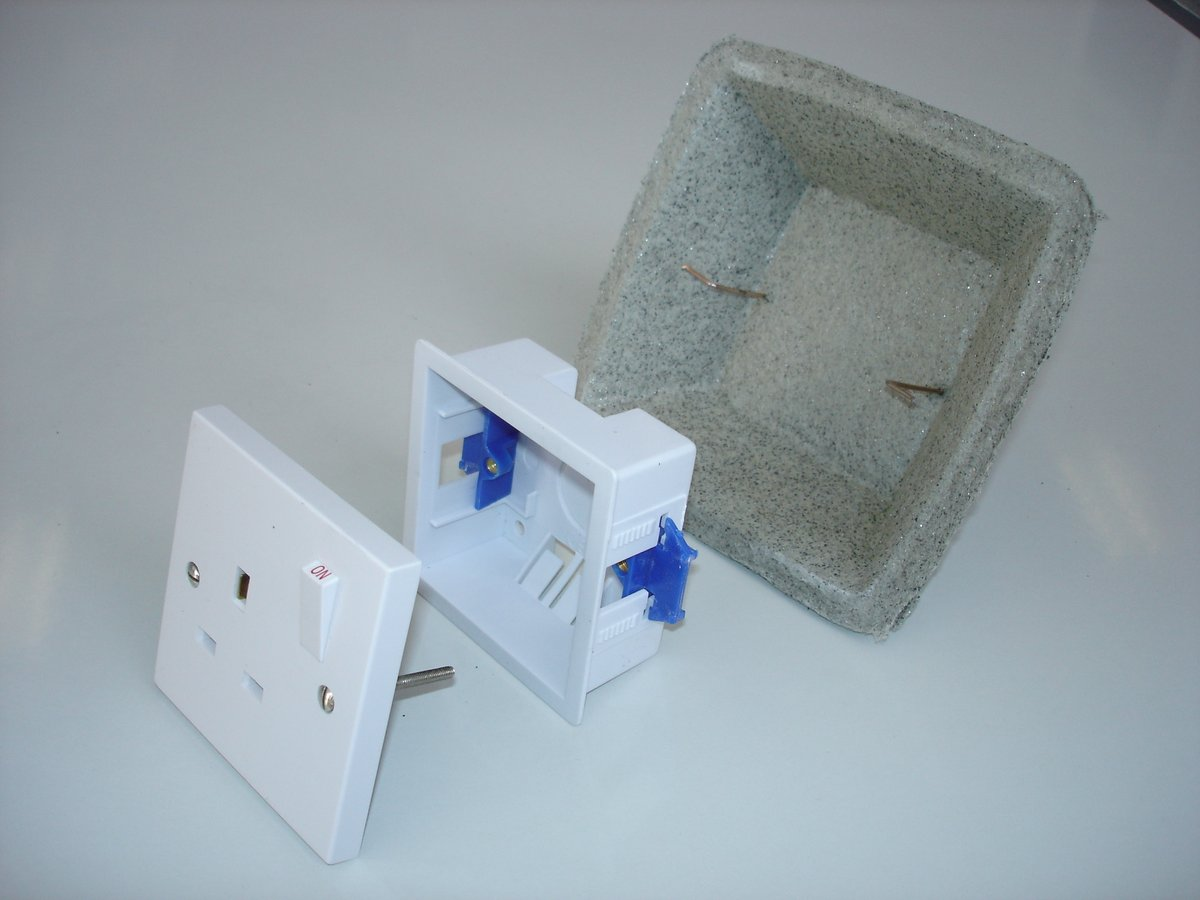 Astroflame Fire and Acoustic Socket Box Inserts