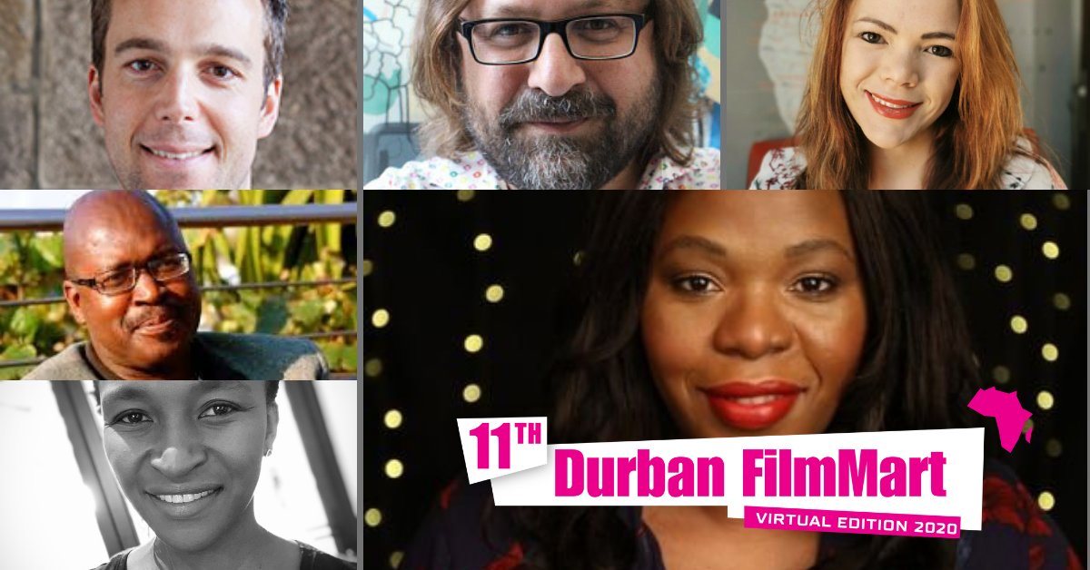 """Catch 3 sessions #DFM2020 7 Sept dealing with """"the new normal"""" for the film industry: 10am SA in Focus: State of the South African Audiovisual Industry -Groundhog Day-  11am Co-Production in the New Normal -12 noon African Content in the New Normal: Risk Under COVID  #filmtwitter https://t.co/2OwbP5qHaH"""