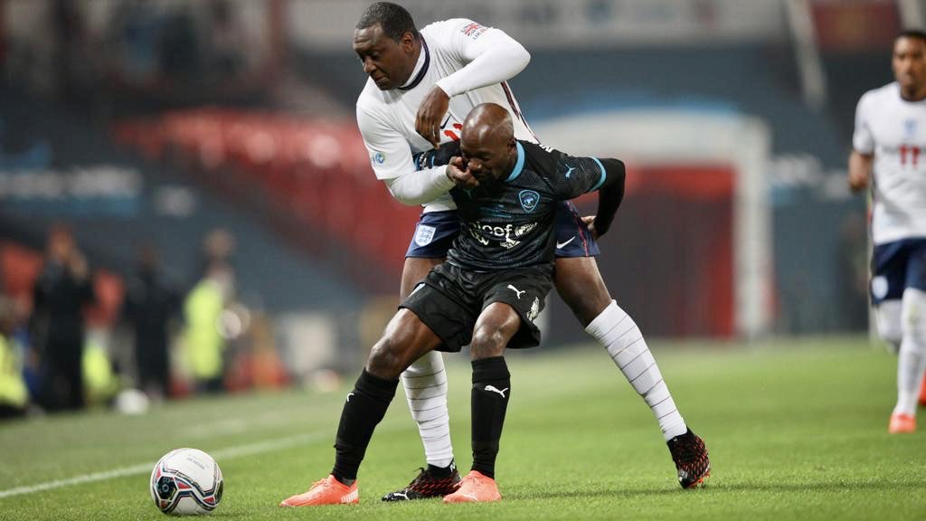 Thank you @UNICEF_uk for hosting another successful @socceraid event. It's obviously not the same atmosphere without the fans in the stadium but it was important to get together and play this year's game. Already looking forward to the 2021 edition. 🙏🏿