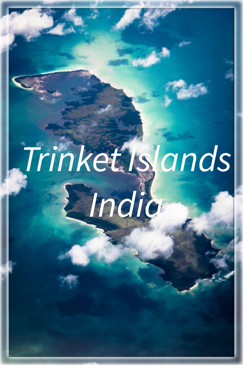 Trinket Island is one of the 24 islands that make up the Nicobar Islands chain, located in the northeast Indian Ocean  Photo courtesy-wikimedia #TrinketIsland #NicobarIslands #KamortaIsland #india #travel_journey #traveljourney #naturelover #beautifulworld  #travellover #travel https://t.co/WzMUMgocmz