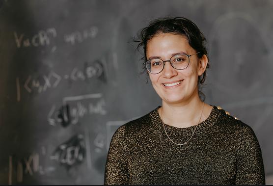 #Mathematikerin Alexandra Carpentier, @OVGUpresse,  erhält mit 10.000 Euro dotierten Kaven-Ehrenpreis 2020 der Deutschen Forschungsgemeinschaft (@dfg_public) für ihre Leistungen an der Schnittstelle von #Mathematik und #Informatik. https://t.co/Bk08HE6EsT @komm_mach_mint https://t.co/tAxwhOioMa