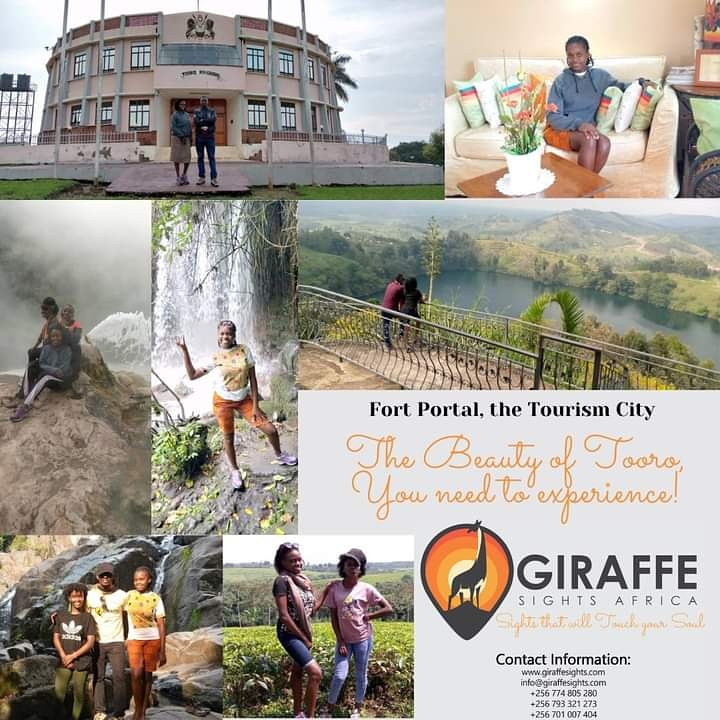 The tourism City, Fort Portal... always a beauty and so much more to see!  Giraffe Sights Africa, taking you to sights that touch your soul. #localtourism #safari #roadtrip #fortportal #beauty #pearlofafrica #touruganda #nature #serenity https://t.co/Csdu52laJV