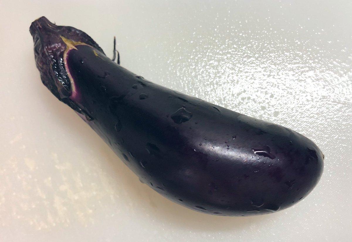 茄子はホットサンドメーカーで焼くと超絶とろっとろになるので試しを。標準的なサイズの茄子なら縦半分に切ると挟める厚みになります。茄子の切った面は焦げつきやすいので油多めがおすすめ、加熱は弱火で表裏3分ずつが目安です。1度に多く焼けないのが唯一の難点。おかわりでもう1回焼くこと必至…