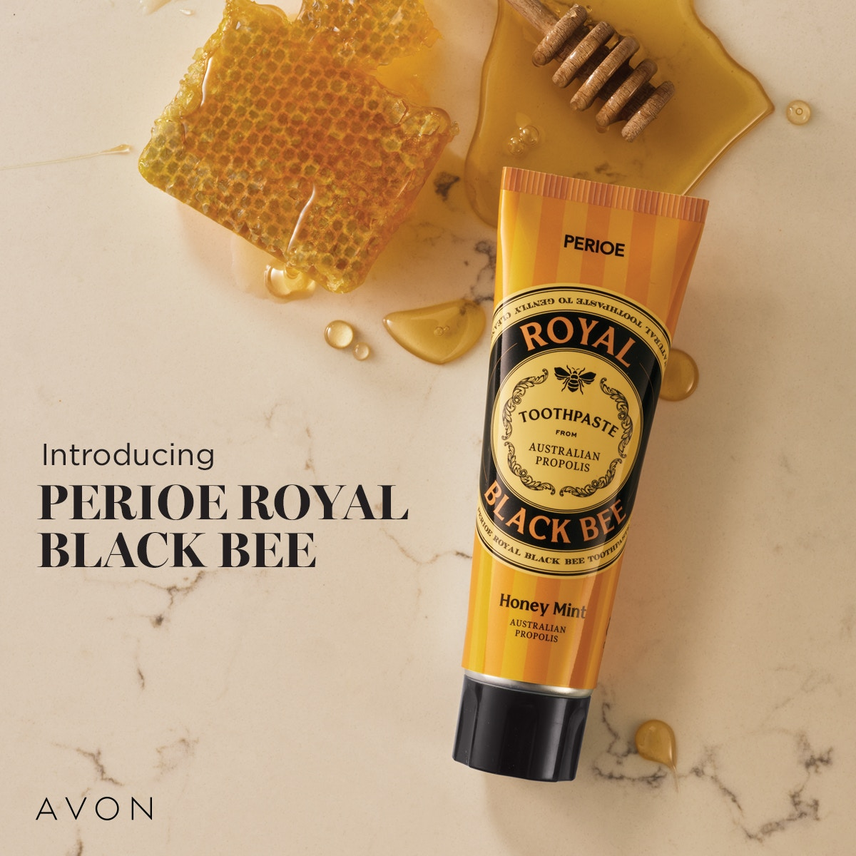 COMING SOON! Fluoride-free oral care with all of that good stuff that bees make: royal jelly and Australian propolis extract, known for nourishment and soothing properties. https://t.co/IixEHuFs53 #oralcare #toothpaste #fluoridefree #royaljelly https://t.co/ddMF6ngu8j