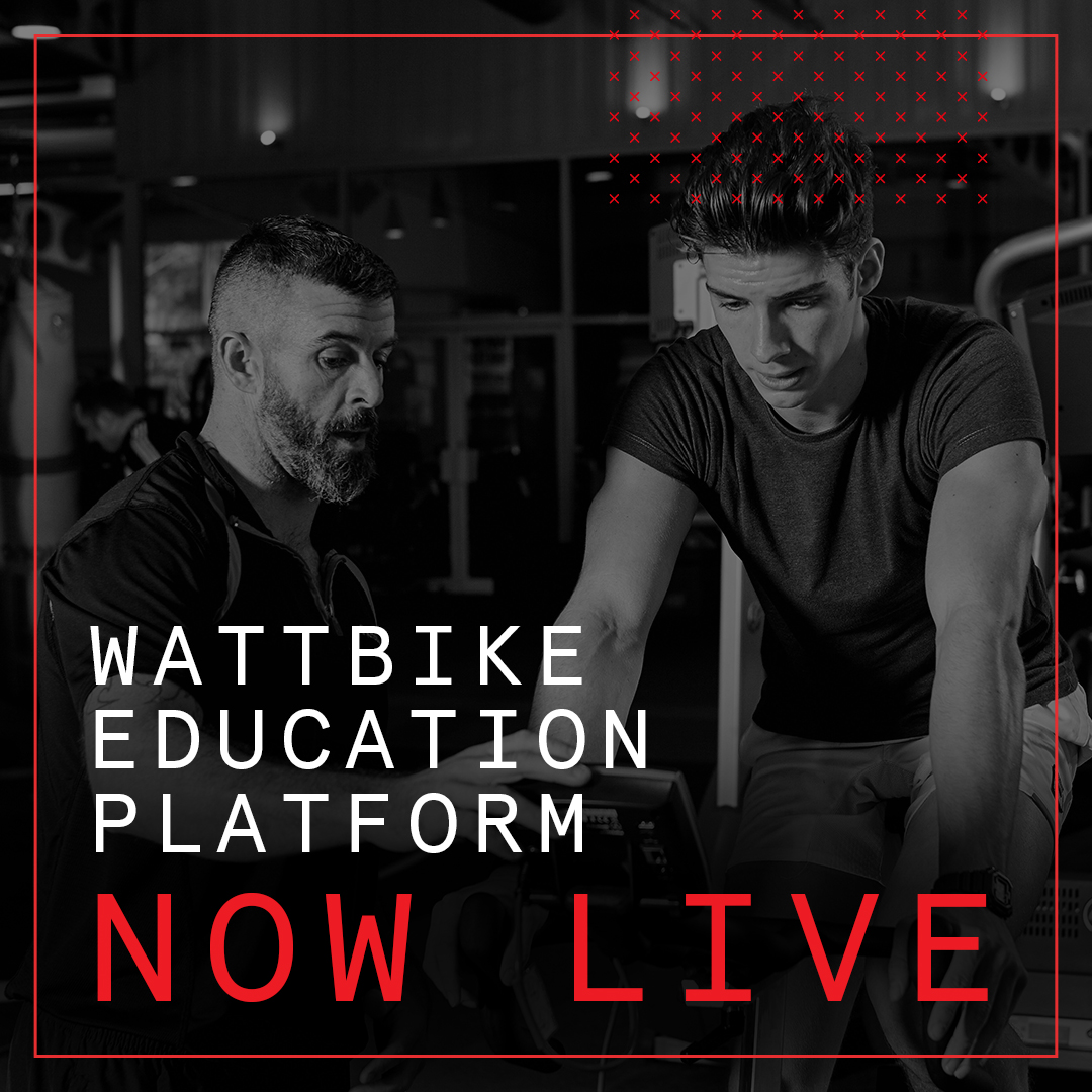 Are you a coach, PT or industry enthusiast? Immerse yourself in the Wattbike DNA and access free, world-leading courses on the Wattbike Education Platform. Find out more https://t.co/a8JLx1xm5g https://t.co/w3czKD5S7W
