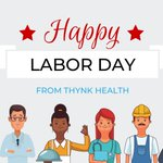 Image for the Tweet beginning: Happy #LaborDay!