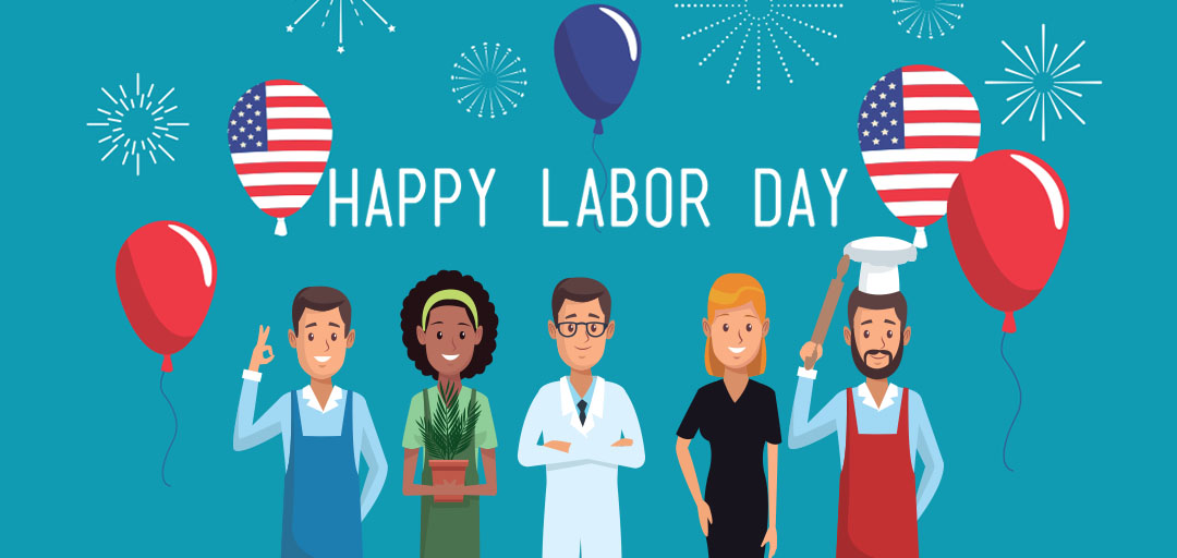 Happy Labor Day! Have a fun and safe holiday! 🛠️🇺🇸 https://t.co/FHJHpNBeRt