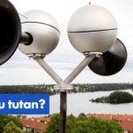 Image for the Tweet beginning: 🗺️ Hör du tutan? Fyll