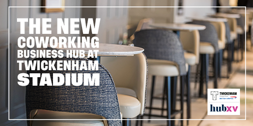 Twickenham Launches @hub_xv 🙌  A brand new shared working #space and business hub will be available for local businesses and stadium partners within the premium East Wing at Twickenham Stadium.  Read more 👉 https://t.co/BhqIjY1qG6  #eventprofs https://t.co/FCHIzOgzcz