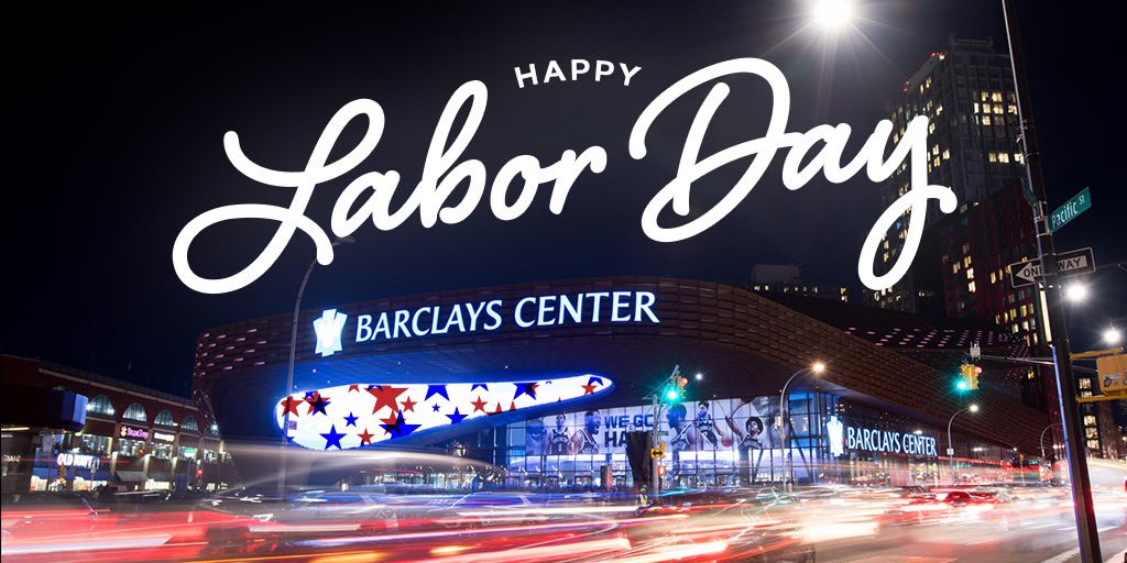 Wishing everyone a happy and safe Labor Day! https://t.co/nSFt1BgjNG