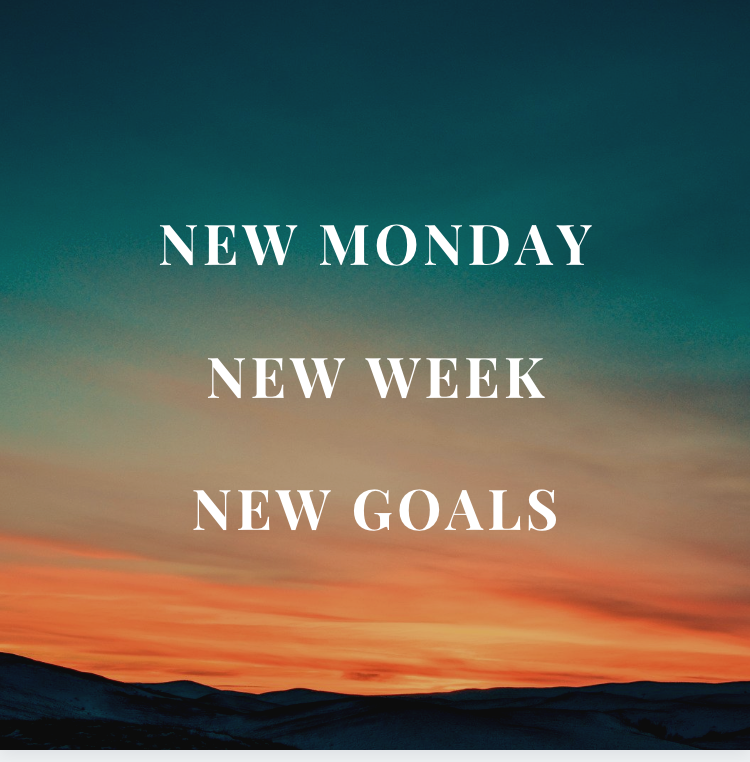 Happy Monday! What goals do you have for the week?   Head to the blog and learn more about setting SMART goals:   https://t.co/p2yiTZt53n  #MondayMotivation #SmartGoals #Backtoschool https://t.co/XhbiRqbGRD