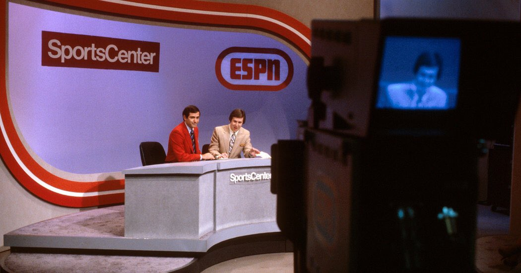 "Vala Afshar on Twitter: ""September 7, 1979 The Entertainment and Sports  Programming Network, @ESPN, makes its debut.… """