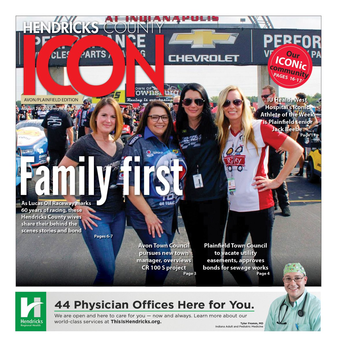 #FamilyFirst As @LucasOilRaceway marks 60 years of racing, these Hendricks County wives share their behind the scenes stories and bond.   Article Q&A Personality:  https://t.co/MYJXHhhESe  @NHRA #Racing #Family  #AvonIN #BrownsburgIN #DanvilleIndiana #inHendricks https://t.co/GAfQrpjEXM