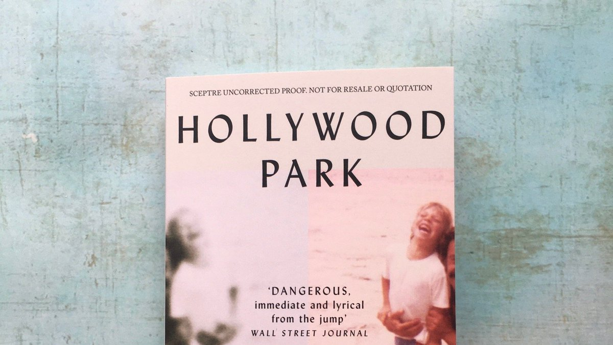 Hollywood Park is the @nytimes bestselling memoir by @Mikel_Jollett . Starting life in one of America's most infamous cults and experiencing a chaotic childhood, Mikel went on worldwide fame as a musician with @Airborne_Toxic.  Out 1/10/20. https://t.co/TZ6ens6G9q