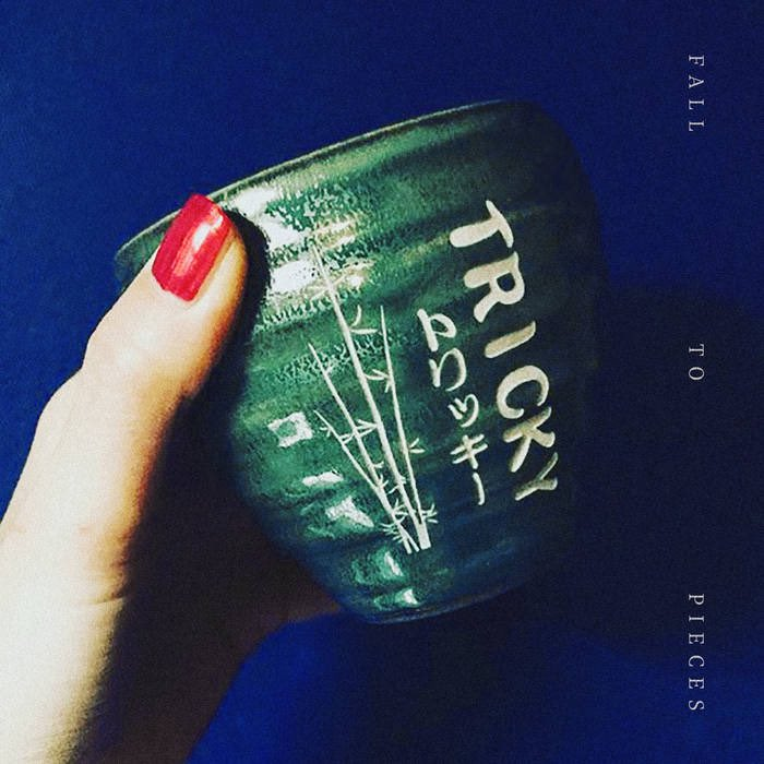 RECORD OF THE WEEK! TRICKY // FALL TO PIECES 🌿🌿🌿🌿 Listen via/ @KnowleWestboy