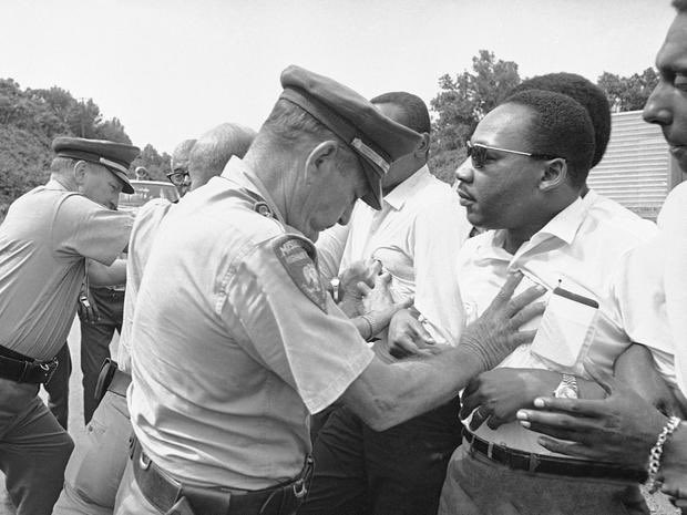 Many who erroneously quote my father today to oppose #BlackLivesMatter, diversity training and the #1619Project would have maligned him and supported Bull Connor and George Wallace in the 1960s. https://t.co/sJSqh2IBng
