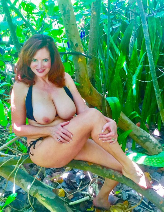 3 pic. #AndiJames #Island #Bikini  There is a little private island just off the coast of Florida that
