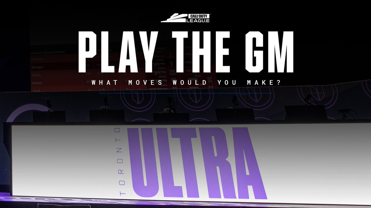 Play the GM: What would the Toronto Ultra roster look like if you were in control?