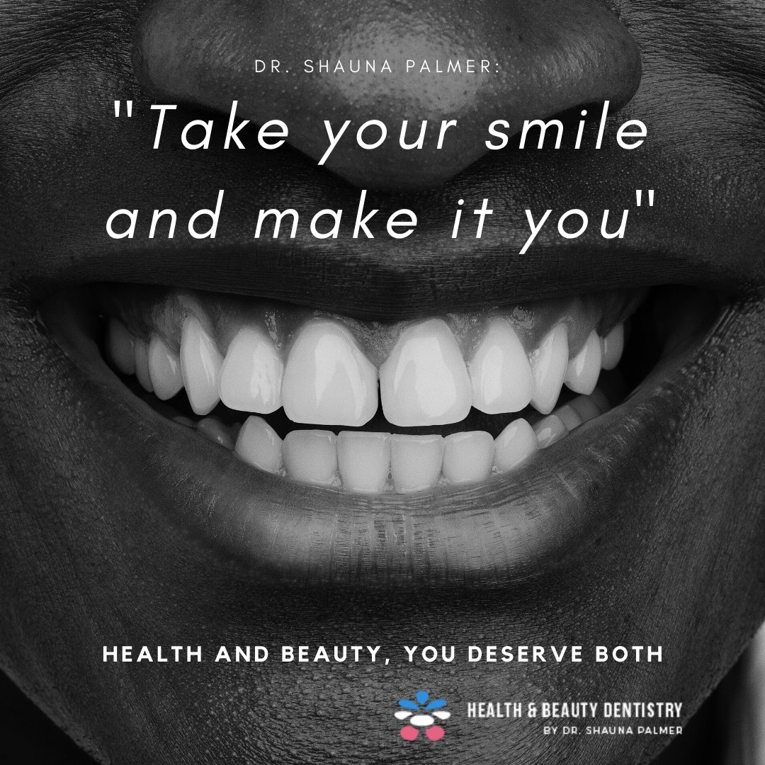 The beauty of your smile is that it is unique to YOU! 🦷♥️ If you have any questions about ways to improve your smile, give us a shout! . . . #DrShaunaPalmer #holisticdentistry #dentist #dentistry #fluoridefree #mercurysafe #mercuryfree https://t.co/KAFGuXa1j9