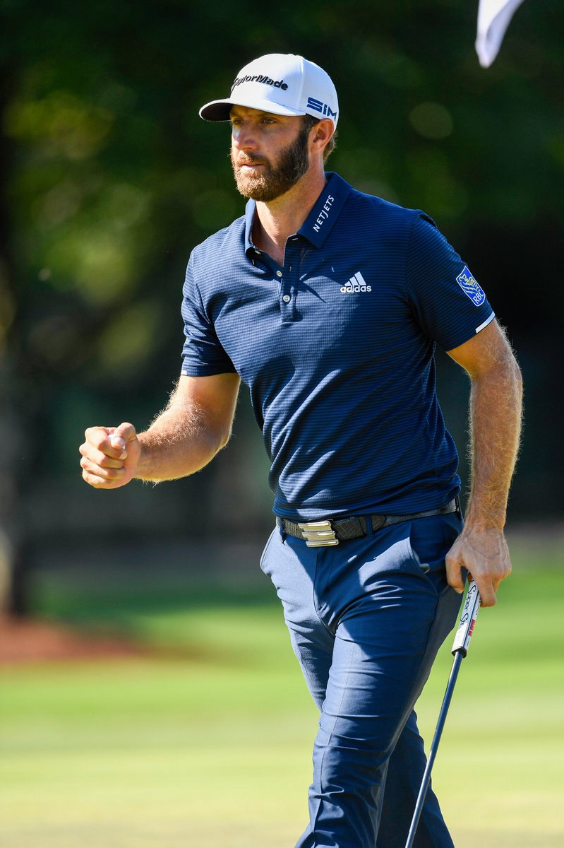 It all comes down to this.  Leaderboard @PlayoffFinale: 1. @DJohnsonPGA, -20 (16) 2. @XSchauffele, -18 (16) 3. @JustinThomas34, -17 (17) 4. @JonRahmPGA, -16 (17)  #FedExCup https://t.co/ImZiNe0hFo