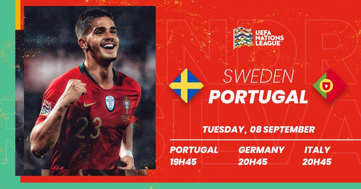 World Today Sweden Vs Portugal