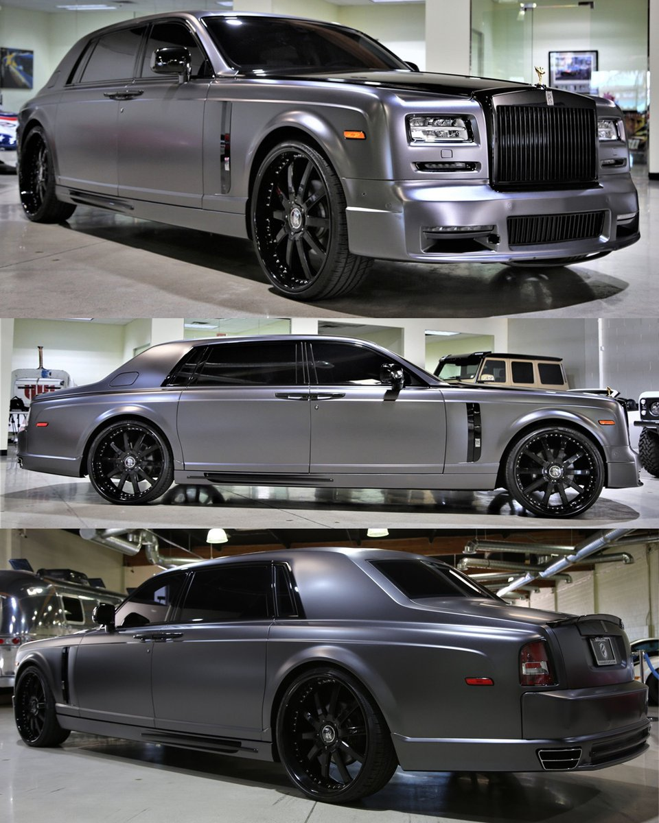 Dupontregistry On Twitter 2015 Rolls Royce Phantom Ewb Outfitted With A Mansory Conquistador Body Kit And Believed To Be 1 Of 3 For The World And The Only One In The Usa