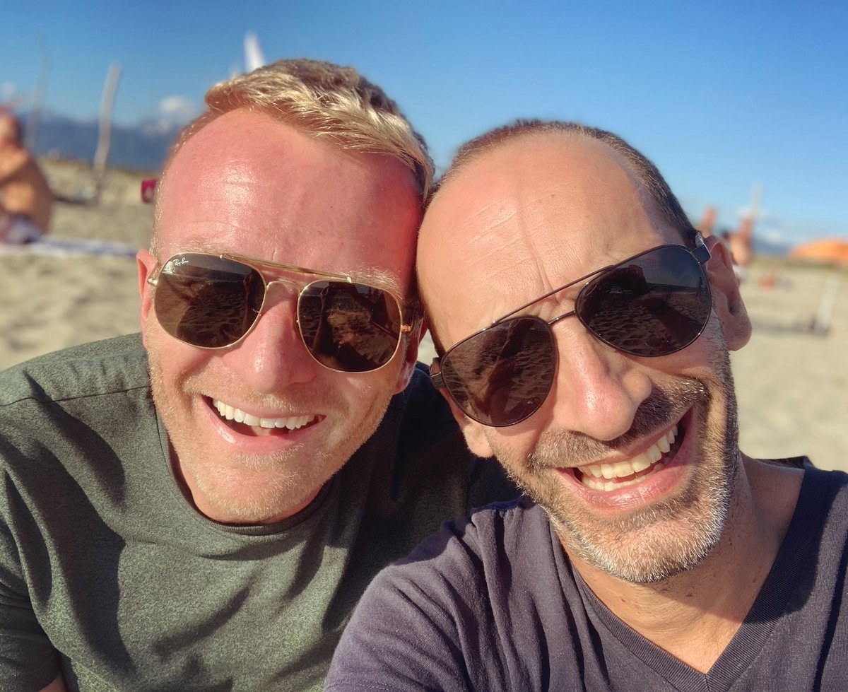 If only we could bottle this moment and take it home with us... Oh well, we'll just have to try and recreate it every day ❤️❤️❤️ . . . #tuscany #italy #holiday #vacation #love #loveislove #boyfriends #gayrelationship #gaycouple #gaysoftwitter #lgbt #lgbtpride #gaytravel https://t.co/OnvkAr8YKd
