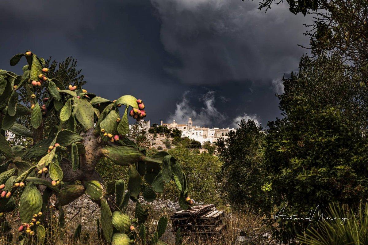 prima del temporale #cisternino https://t.co/UILA9d17Bw