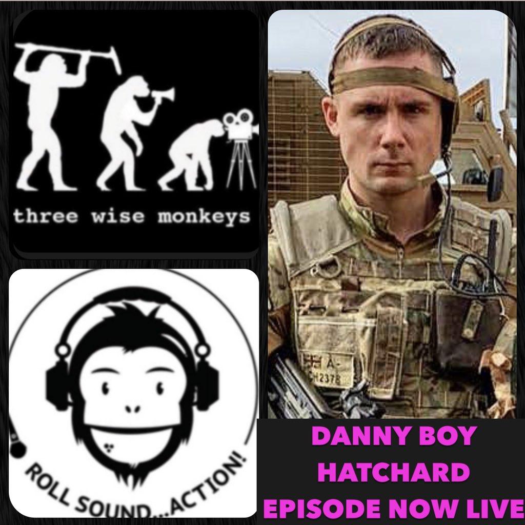 New Podcast Episode is out!! Hes vegan, opinionated and hilarious! He is @danboy api.spreaker.com/v2/episodes/40… #podcast #podernfamily #OurGirl #Vlogger #Actor #Eastenders #WeStillKilltheOldWay #DannyBoy #Vegan Outro Music kindly provided by #TheMightyOrchidKing