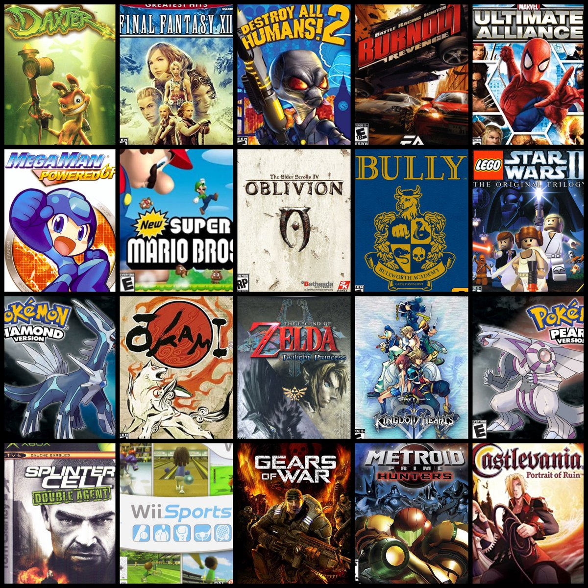 What's your favorite video game of 2006?