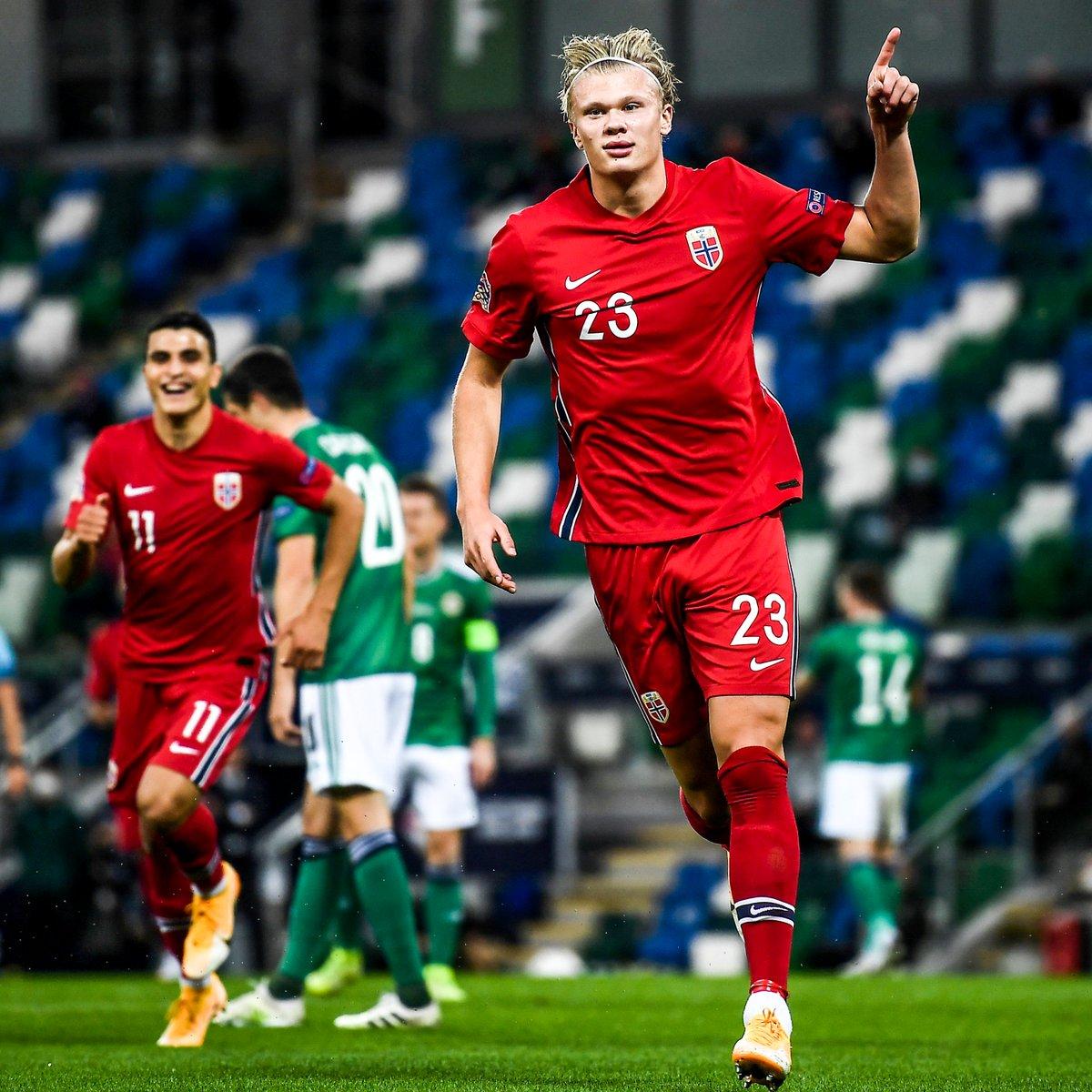 Norway Beat N Ireland