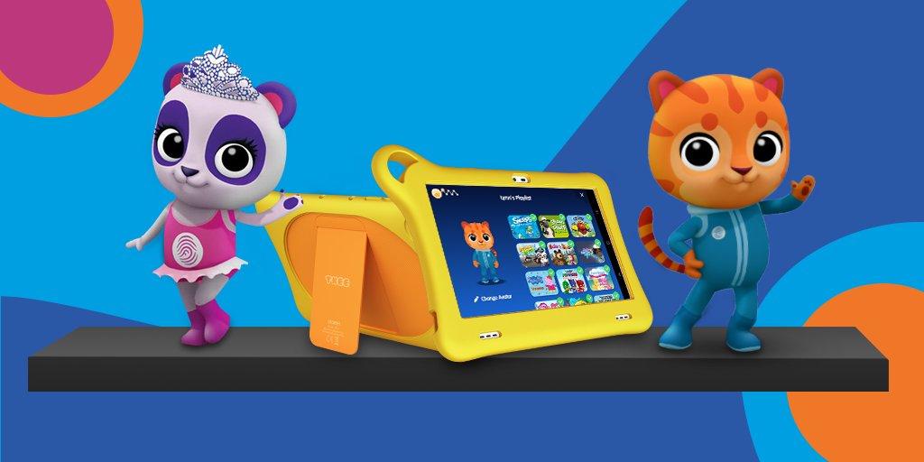 ¡Tu pequeño podrá divertirse y aprender en un mismo lugar!  #TKEEMini es el sueño de cada niño con plataforma Kidomi con cientos de juegos, soporte incorporado para una buena postura y protección visual.   Cómprala aquí:  https://t.co/wvMM0L7oie #AlcatelMobile #FunNow https://t.co/3qyYGu1Niy