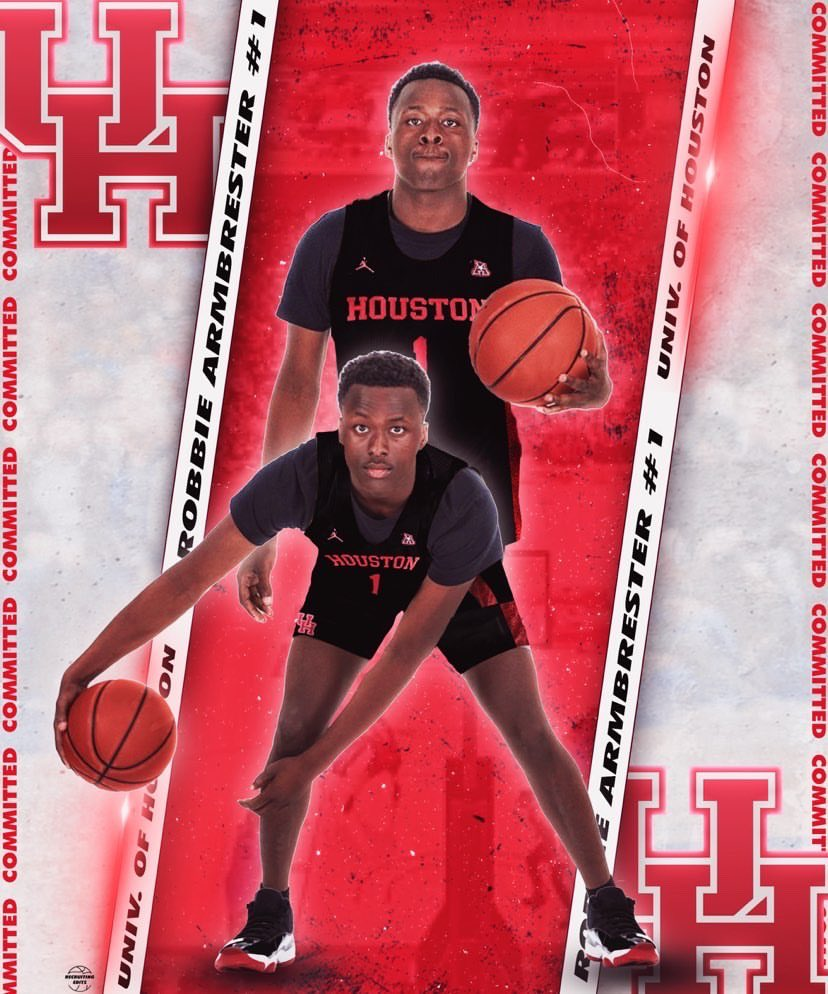 What's up Houston let's get to work 🐾‼️‼️🐾🔴⚪️@recruitingedit2 https://t.co/ztvl9nYeAt