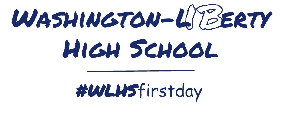 Happy 1st Day, Generals!  We want to SEE you!!  Send your first day pics! <a target='_blank' href='http://search.twitter.com/search?q=WLHSfirstday'><a target='_blank' href='https://twitter.com/hashtag/WLHSfirstday?src=hash'>#WLHSfirstday</a></a> <a target='_blank' href='http://twitter.com/Principal_WLHS'>@Principal_WLHS</a> <a target='_blank' href='http://twitter.com/GeneralsPride'>@GeneralsPride</a> <a target='_blank' href='http://twitter.com/WLHSAthletics'>@WLHSAthletics</a> <a target='_blank' href='http://twitter.com/WLHSInstruction'>@WLHSInstruction</a> <a target='_blank' href='http://twitter.com/wlhs'>@wlhs</a> <a target='_blank' href='https://t.co/LyYl8Y9vjm'>https://t.co/LyYl8Y9vjm</a>