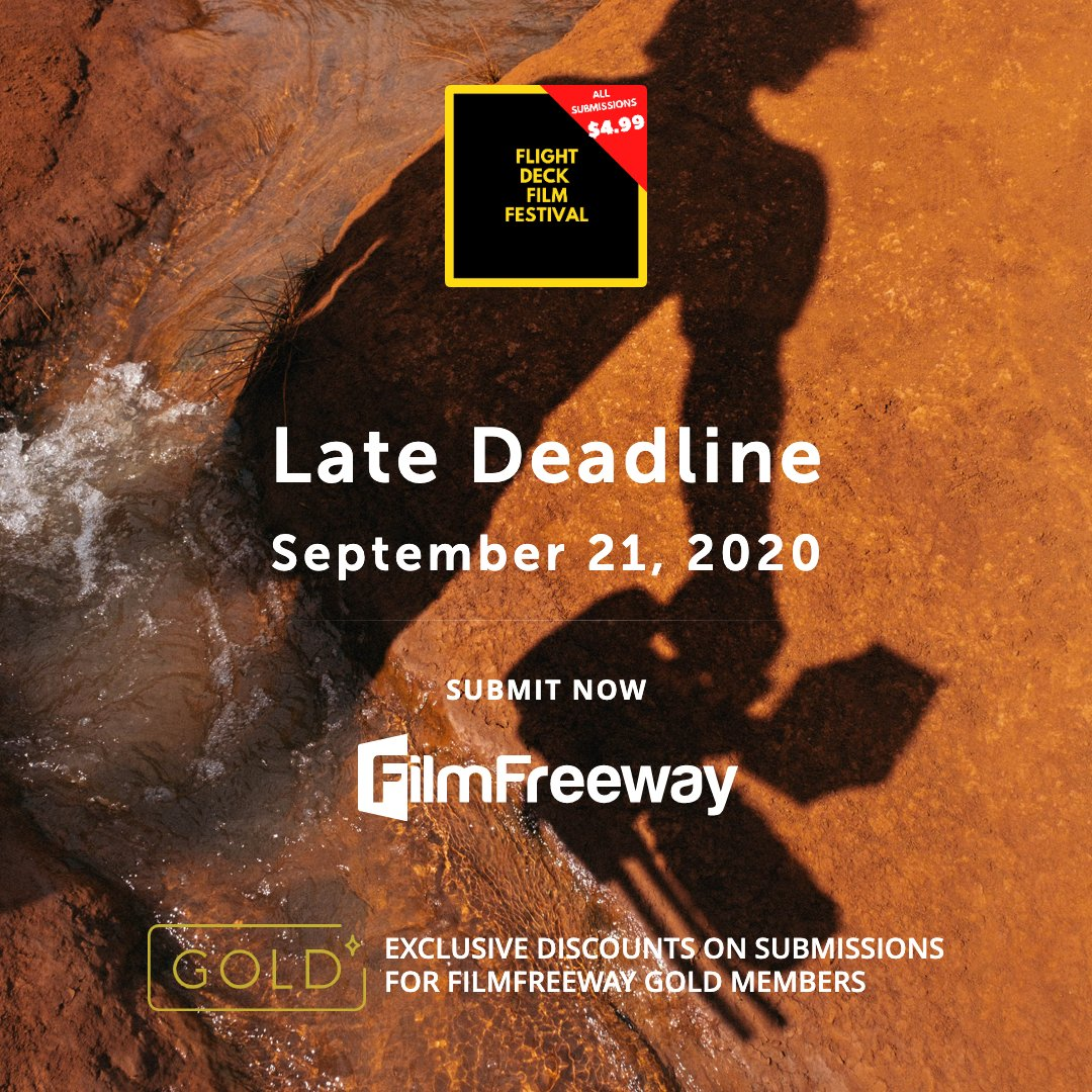 Summer might have officially ended, but #FlightDeck's dog days season is still underway! 😎  Enter your #Film or #Screenplay for the low price of $4.99!   ✅FAIR JUDGING GUARANTEED!  ✅Win Prizes, Certificates & LOTS of laurels!  ✅We Accept All Lengths!   https://t.co/Q04CZuz8tH https://t.co/0XbMuqqdQU
