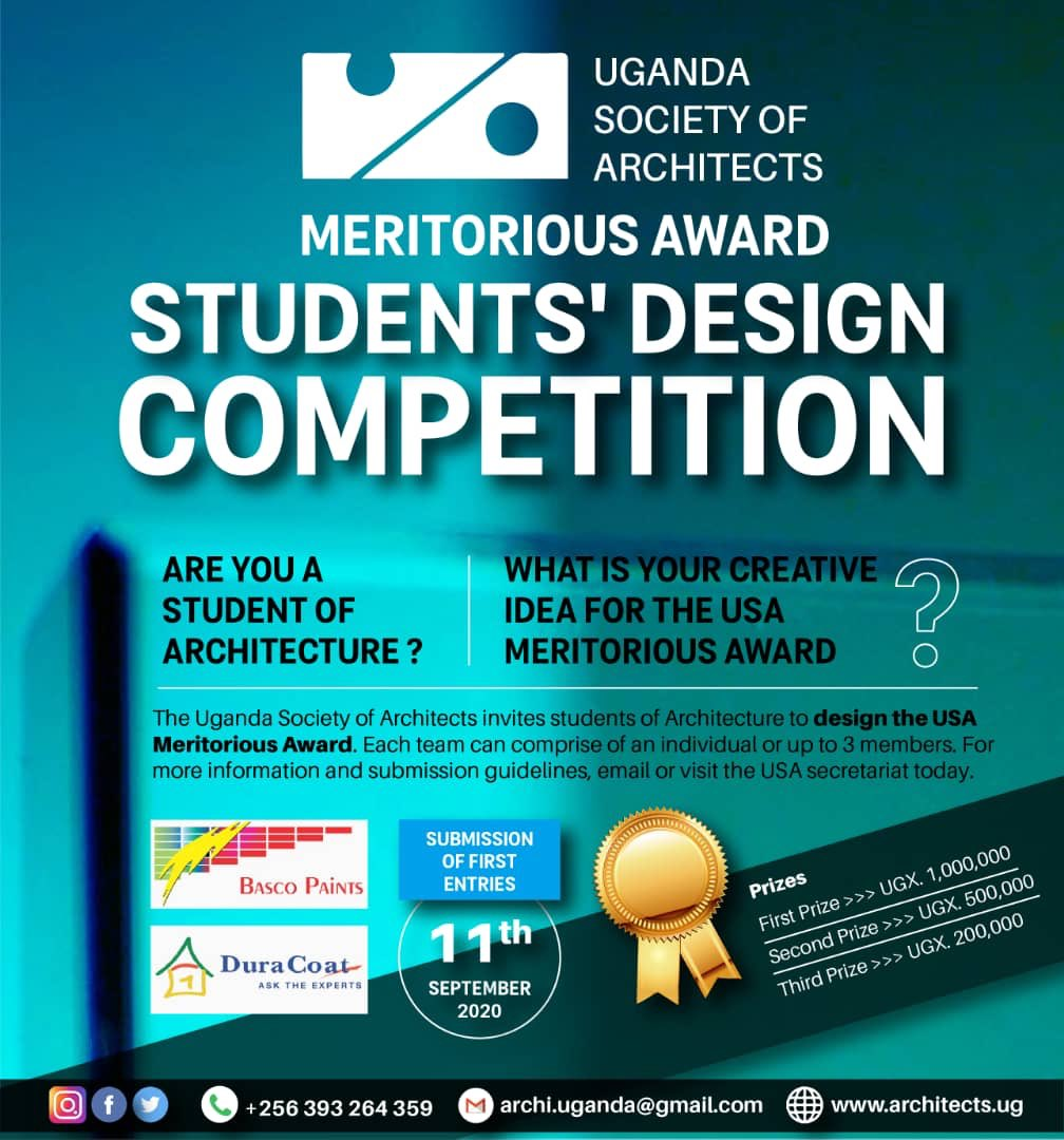 Deadline has been extended!          You can bring in your design ideas until Friday!!!!! Non- USA are encouraged to begin the registration process against which their submissions will be considered. Come One! Come All! @besa_fobe @Kat_lyndah @IAZimbabwe @Arch_KE @UIA_Architects https://t.co/mnczz5wPkL