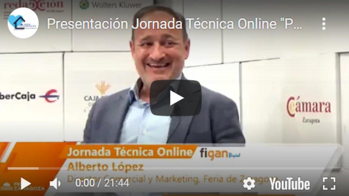 """🗣Ponencia de Don Alberto López  y Prof. Dr. y Dr. Carlos Buxadé: 1ª parte de la grabación de la Jornada Técnica Online""""Perspectiva de los mercados pecuarios 2020-21"""" 👉https://t.co/W4e7J9ZTPh celebrada el 16 de julio.Martes 15: Dr. Javier López (PROVACUNO).  @feriadezaragoza https://t.co/PJEJeqRbRG"""