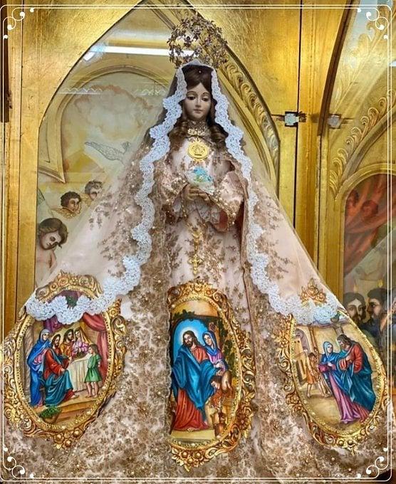 """#HOY la @ArmadaFANB esta de Fiesta junto a Su Patrona la Virgen del Valle, celebrando 109 Años de su Canonización,  Madre protegemos con tu manto Feliz Cumpleaños """"Vallita"""" #LealesSiempreTraidoresNunca @vladimirpadrino @Libertad020 @CeballosIchaso @WMSP_2020 @mjgonzalezgomez https://t.co/D6we1849Mb"""
