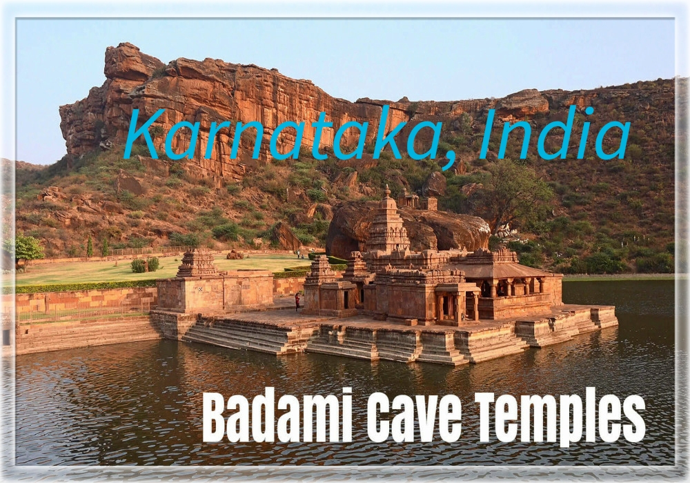 The Badami cave temples are a complex of Hindu and Jain cave temples located in #Karnataka #India. The caves dates from the 6th century. Photo courtesy-Adotrip #badamicave #travel_journey #traveljourney #naturelover #enjoying #beautifulworld #closetothenature #travellover #travel https://t.co/2zL7eKXZcI
