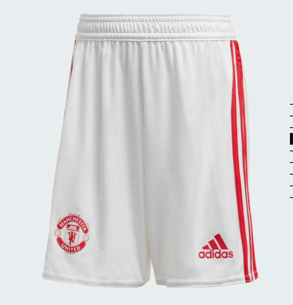 United Zone On Twitter Mufc Players Version Of The Kit Will Feature White Shorts Zebra Shorts Available As A Fan Variant Muzone