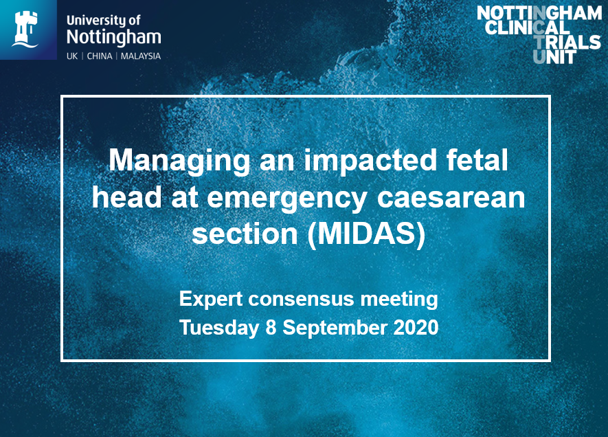 Exciting day for our management of impacted fetal head at #caesarean section project. It's our consensus meeting!  Time to vote on techniques and outcomes with #obstetricians #parents #midwives #neonatologists & #obstetricanaesthetists   @kate3539 @nottingham_CTU @jimgthornton https://t.co/N32S6kYMS5