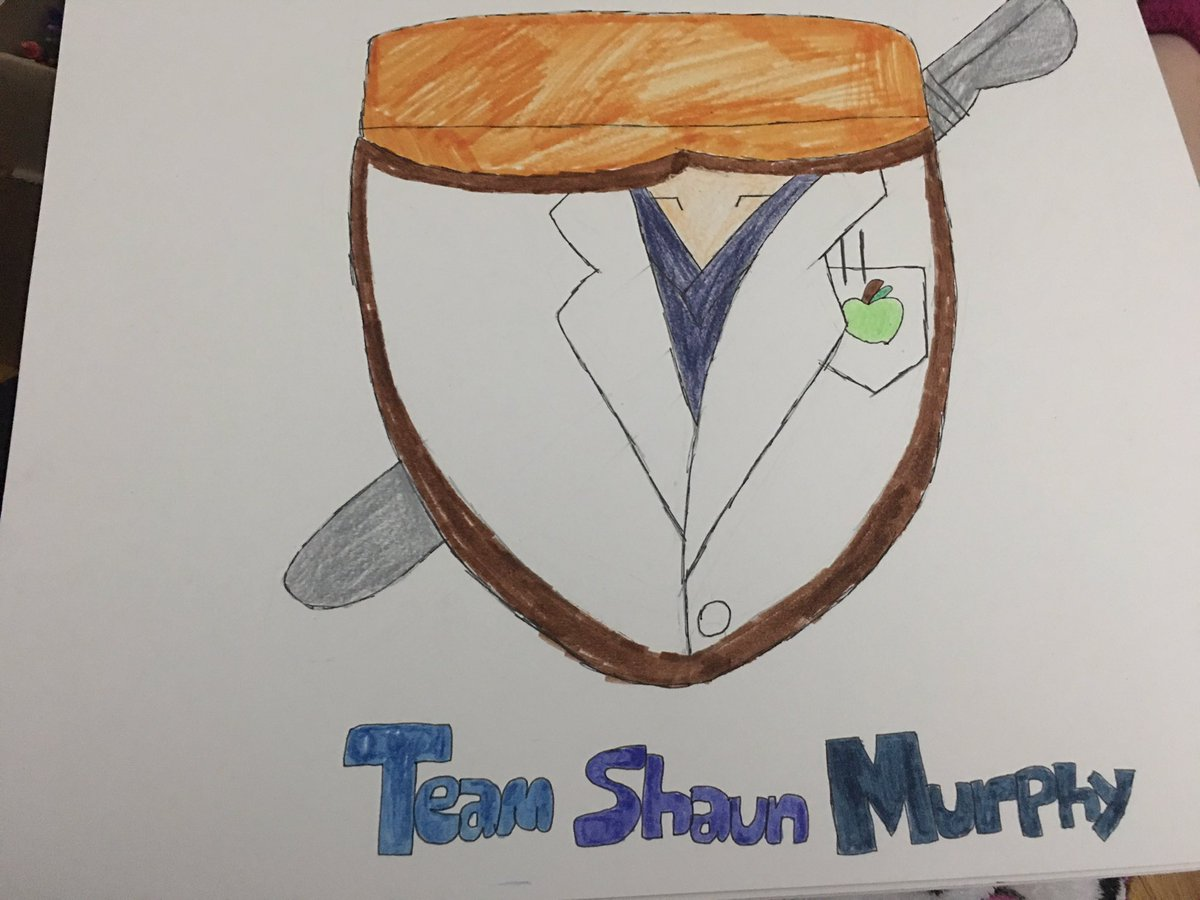 #FanArt #Remake: Team shield for #TeamShaunMurphy(#TheGoodDoctor). 😷😊❤️🧡💛💚💙💜 https://t.co/OuRxzm0cEB