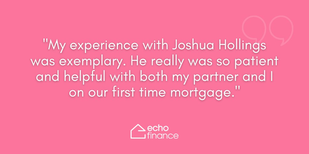Thanks for another amazing review of our team at Echo Finance! 👏  #customersuccess #stampdutyholiday #stampduty #mortgagelife https://t.co/E5tHnS2Odd