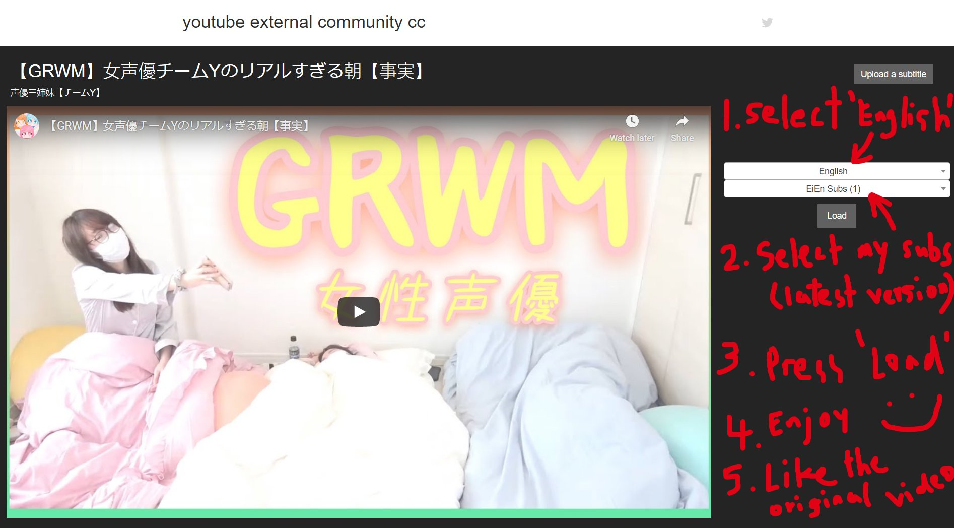 Eng Sub Grwm An All Too Real Morning For Team Y Unscripted Eien Subs As of 2010, men account for 49.2 percent of the u.s. eien subs wordpress com