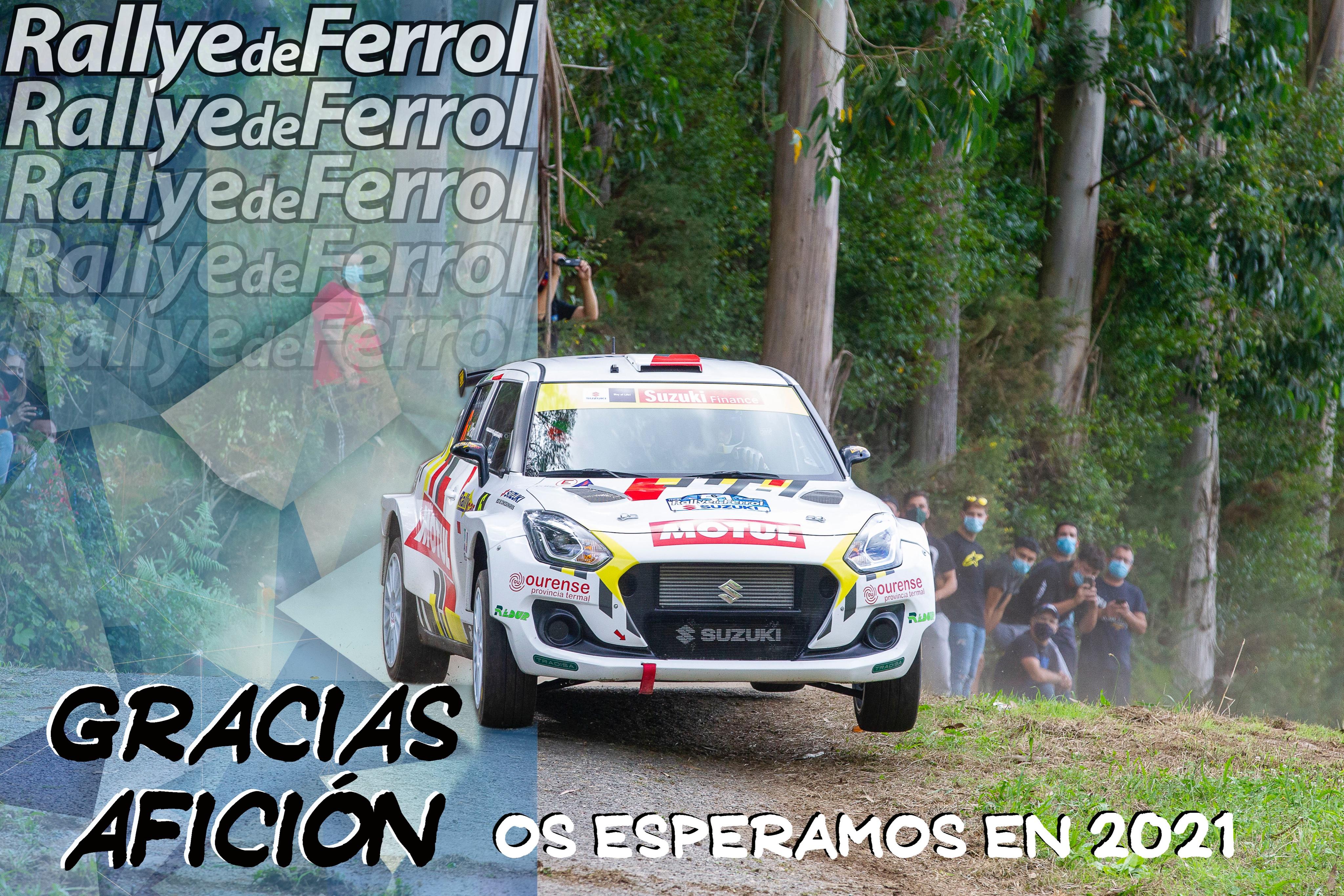 SCER + CERA + TER: 51º Rallye de Ferrol - Suzuki [21-22 Agosto] - Página 3 EhYy9tIXsAIRqES?format=jpg&name=4096x4096