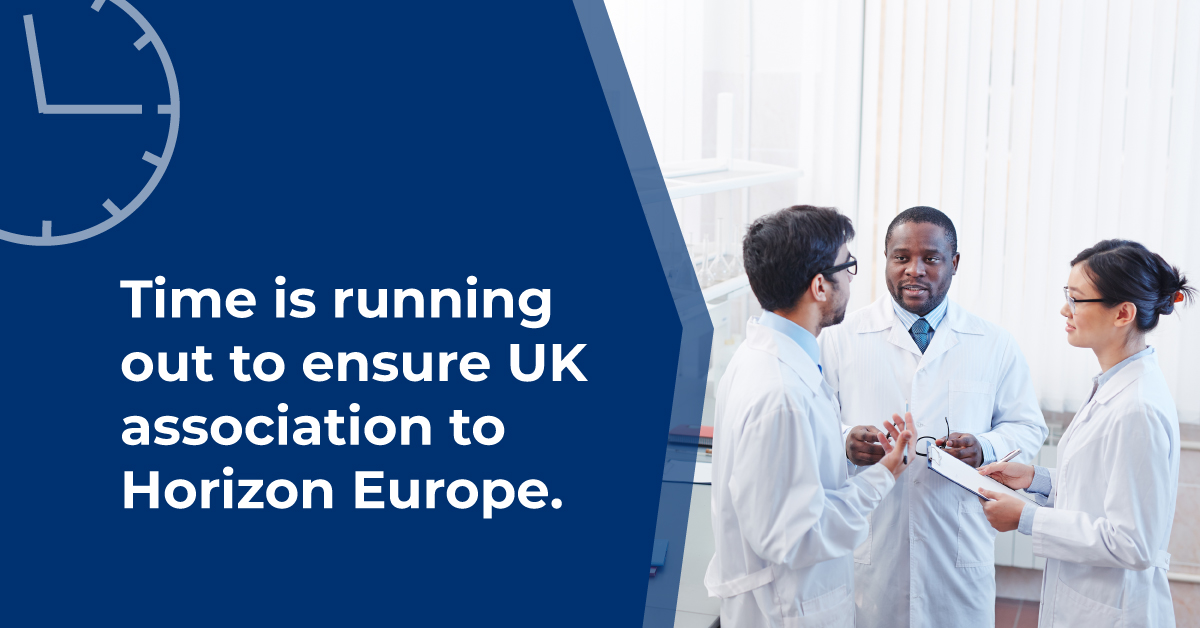 Knowledge and discovery do not stop at borders, and the shared global challenges we face require joint solutions.   It is vital that the UK 🇬🇧 and EU 🇪🇺 keep working together through the EU funding programme, #HorizonEurope  @DavidGHFrost @MichelBarnier  👉https://t.co/Fo8mtDH8en https://t.co/0wvbuLfEs4