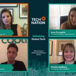 """NYC is very business first, then relationship - not the other way around. People didn't care about what we had done in Europe, only what we had done and could do in the US""  @adam_ludwin from @Captify on expanding into the USA  #WeAreTechNation https://t.co/Cgk3gWFBVj"