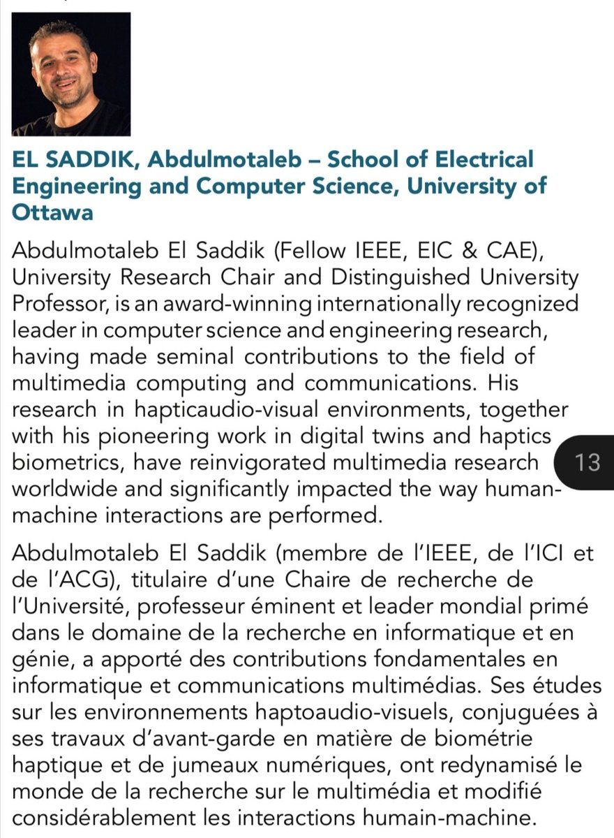 I am humbled and honored to share that I have been elected as Fellow of the Royal Society of Canada. @uOttawa @uOttawaGenie @RSCTheAcademies Press Release | The RSC Presents the Class of 2020  https://t.co/r13pdZNRQo https://t.co/8Inazad8aM